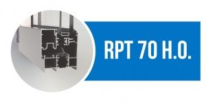 Perfil de aluminio serie CANAL 16 RPT70