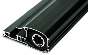 Perfil aluminio mosquitera enrollable